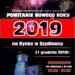 Zapraszamy na wspólne powitanie Nowego Roku 2019 na Rynku w Szydłowcu